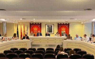 Pleno Municipal Ordinario Octubre