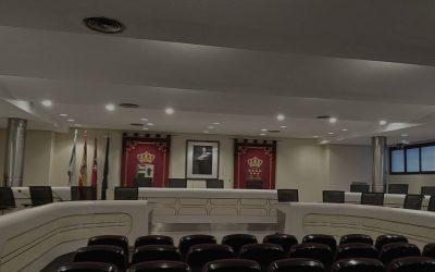 Pleno Municipal Extraordinario Diciembre 2020