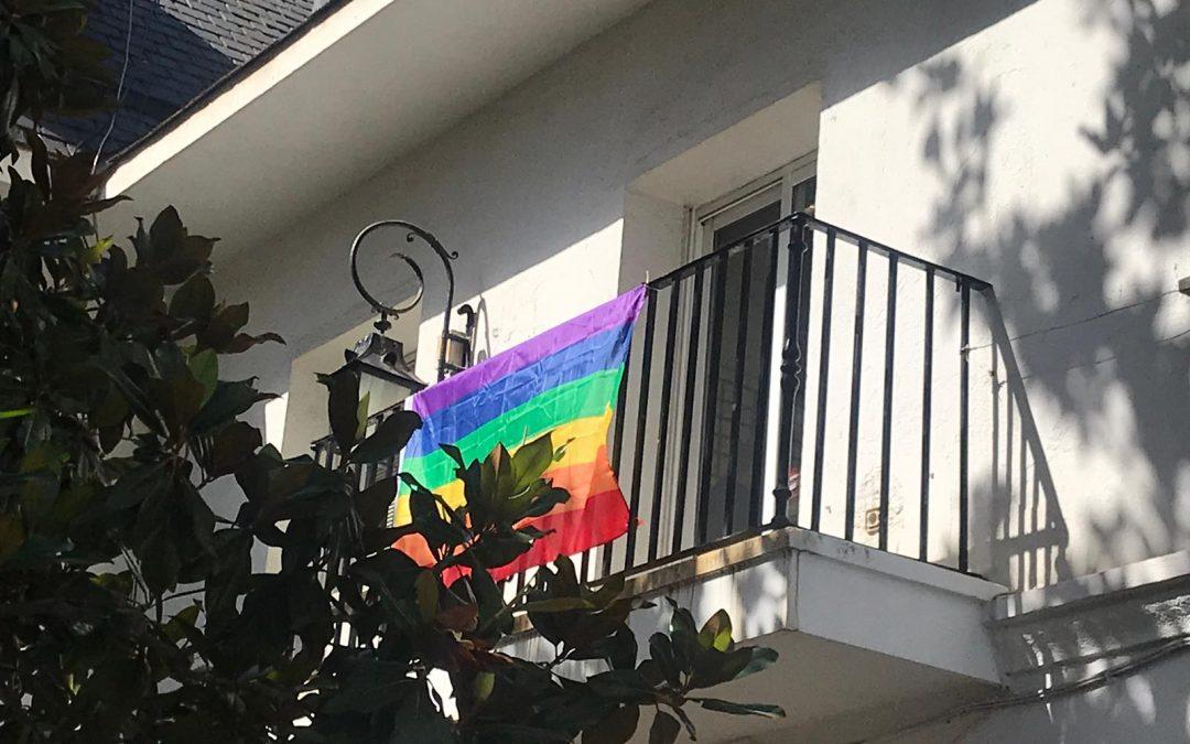 El PSOE Majadahonda se suma a reivindicar los derechos del colectivo LGTBI a pesar de la oposición por parte de la ultraderecha en Majadahonda